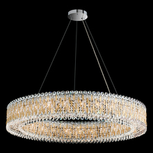 Schonbek RS8350N-06S - Sarella Pendant in White with Crystal Crystals From Swarovski